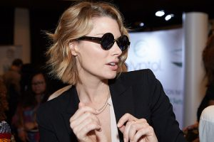 APRIL BOWLBY x VIVON EYEWEAR